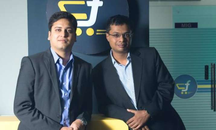 flipkart valuation nears combined market capitalisation of
