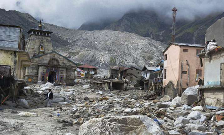 floods have costed uttarakhand s tourism rs 12 000 crore