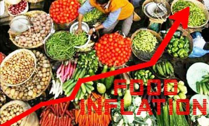 food inflation rises to 4 month high of 9.90 pc