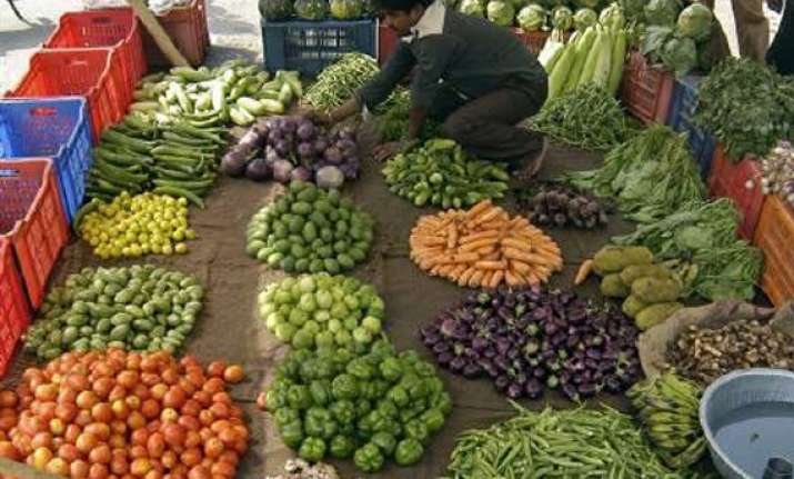 food inflation rises to 9.80 pc