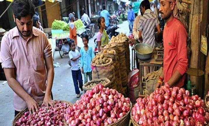 food inflation at 10.63 for week ended nov 5