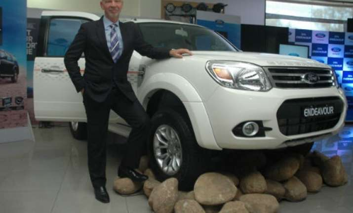 2014 ford endeavour launched in india at rs 19.83 lakh see