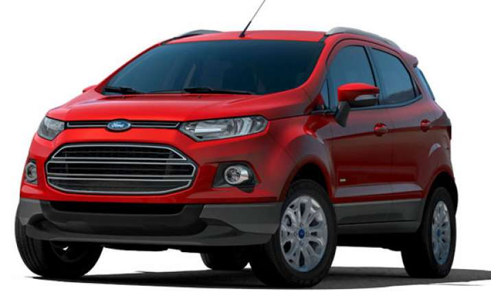 ford likely to launch ecosport in india on june 11
