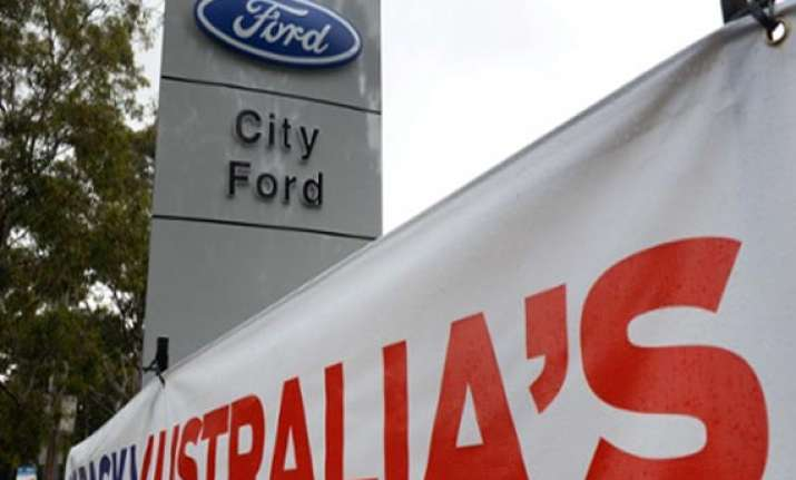 ford to close two auto plants end production in australia