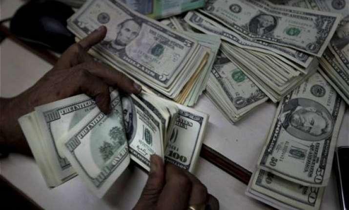 forex reserves fall usd 1.12 billion to usd 276.26 billion