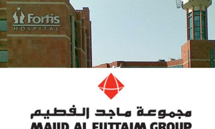 fortis ties up with majid al futtaim to run clinics in dubai
