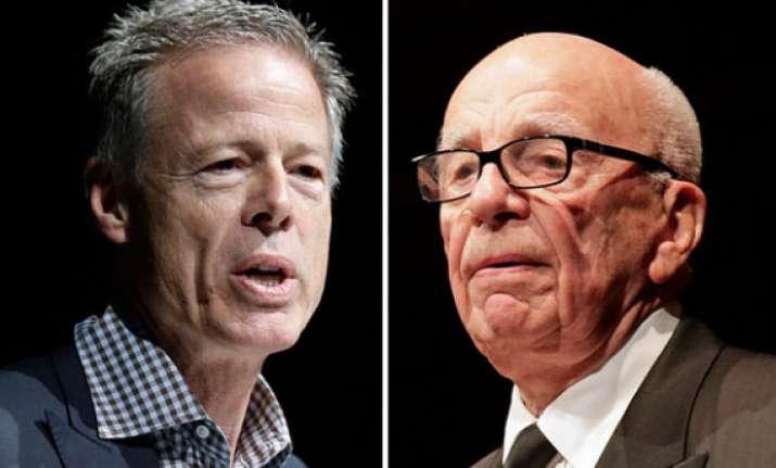 fox bid for time warner sparks content merger race