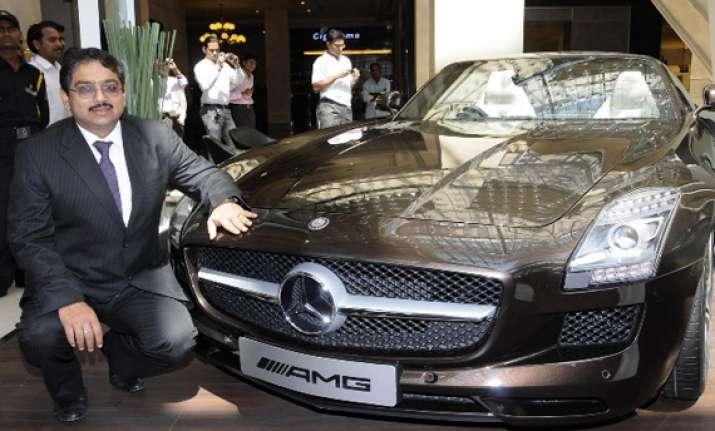 france bans sale of latest mercedes cars