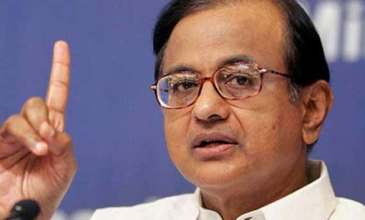 gaar amendments finalized chidambaram