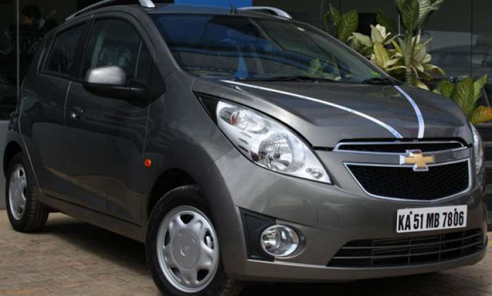 gm india to start exporting vehicles chile first market