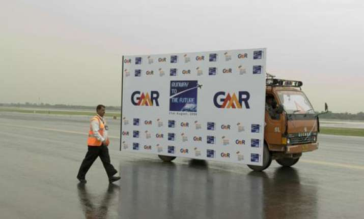 gmr infra posts 3rd straight quarterly net loss at rs 441