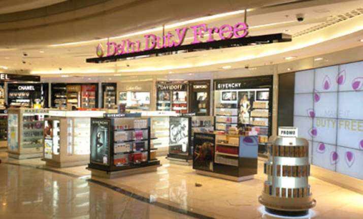 gmr subsidiary picks 17 stake in delhi duty free services