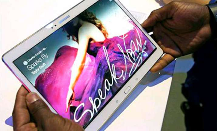 galaxy tab s 10.5 and 8.4 launched in india for rs 44 800