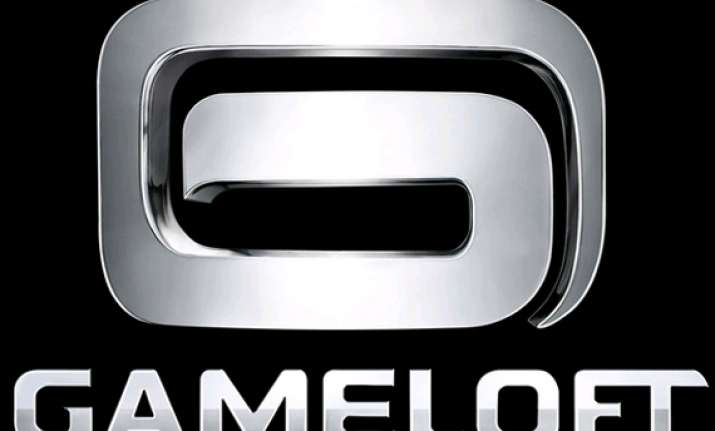 gameloft partners idea cellular to offer game content