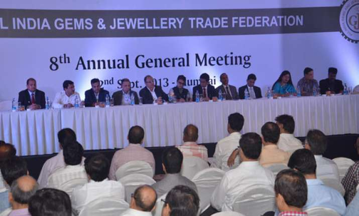 gems jewellery industry expresses shock at budget