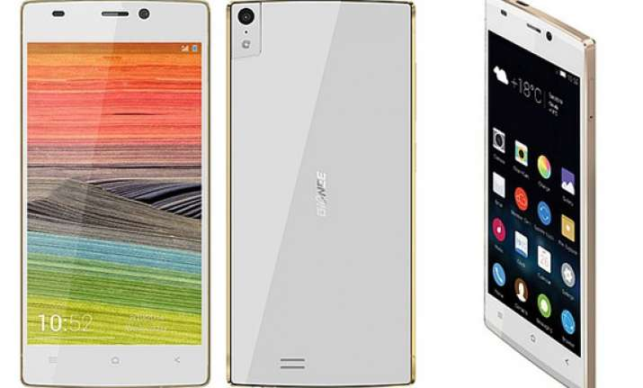 gionee elife s5.5 coming to india in march 2014