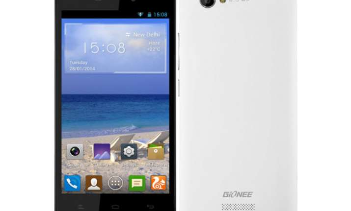 gionee launches mid ranger m2 at rs 10 999