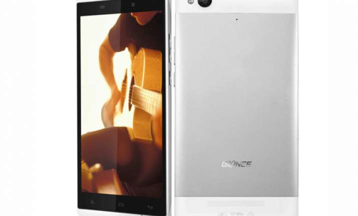 gionee launches gpad g4 quad core phablet for rs 18 999