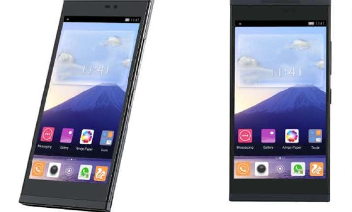 gionee launches gpad g5 with1.5ghz hexacore processor at rs