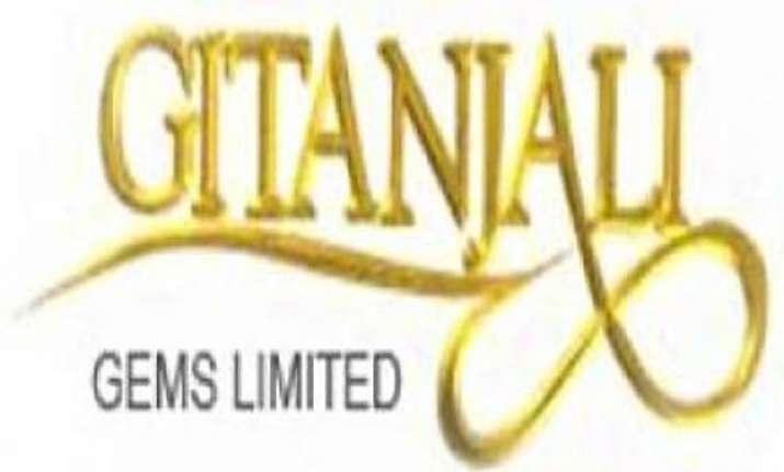 gitanjali gems q1 net profit up 55 pc at rs 124 crore