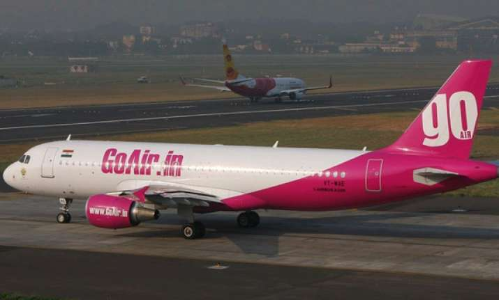 go air to seek international traffic rights