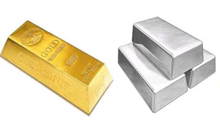 gold glitters on strong global cues silver trades higher