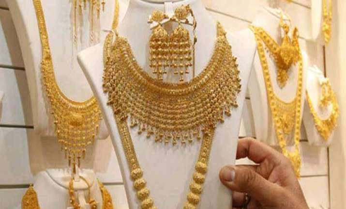 gold jewellery exports up 14.69 pct in april