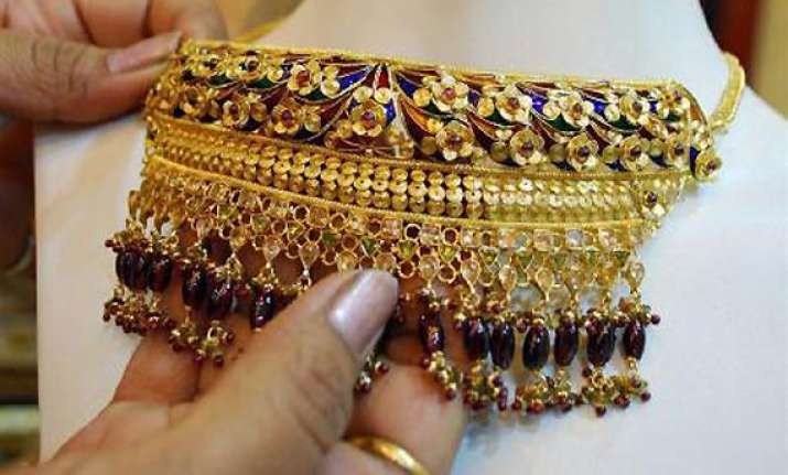 gold price down by rs 300 silver by rs 1 500