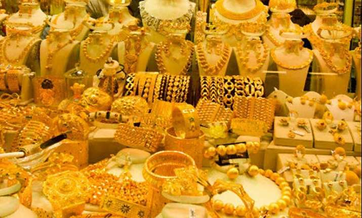 gold recovers up by rs 260 on fresh buying