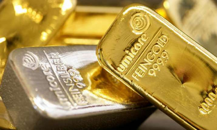 gold silver trade lower on subdued demand global cues