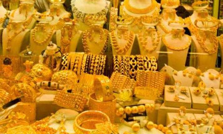 gold silver up on scattered buying global cues