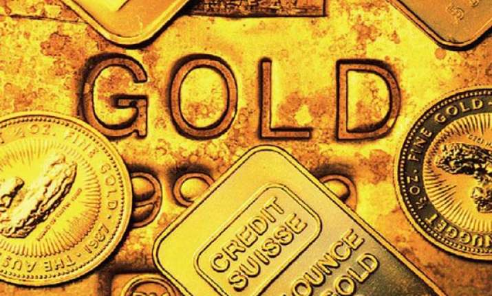 gold surges to 5 week high on brisk buying tight supply