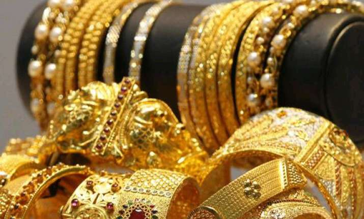 gold up on wedding season demand global cues