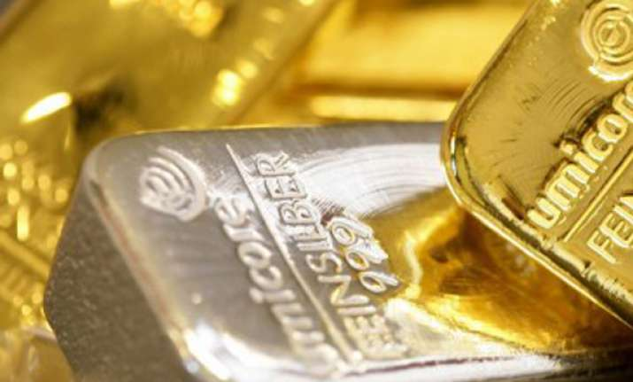gold down by rs 40 silver rises by rs 300