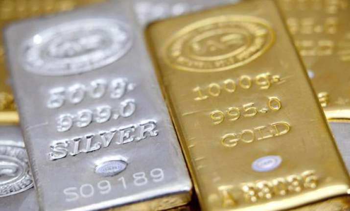 gold down by rs 265 silver down by rs 2425