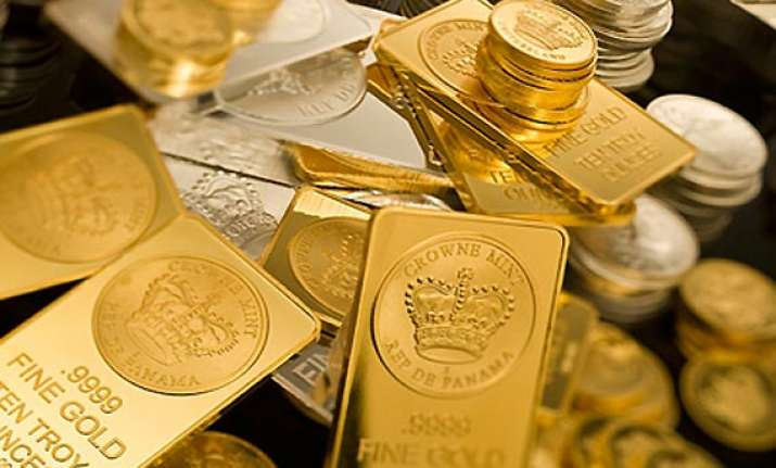 gold silver fall on reduced off take weak global cues