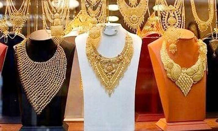 gold up by rs 45 silver down by rs 250