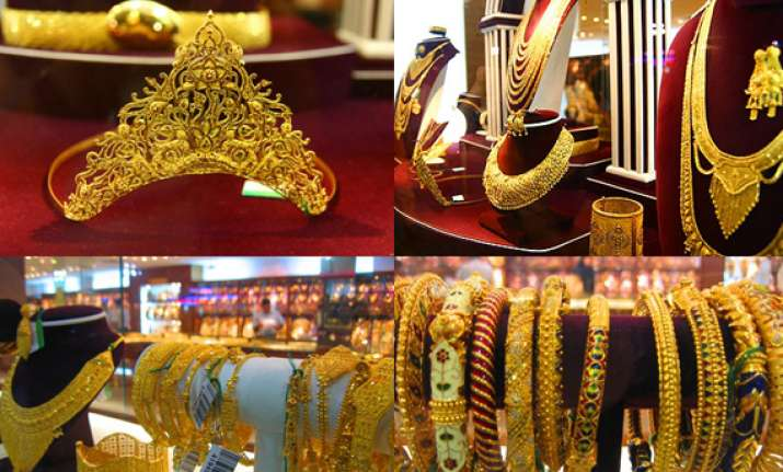 gold silver rise for third day on festive demand