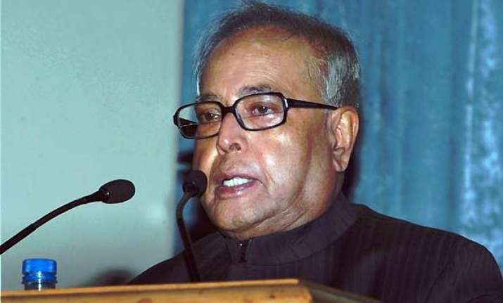good monsoon rbi policy may ease inflation says pranab
