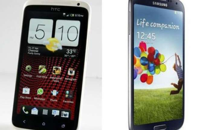 google offers pure android versions of galaxy s4 and htc one