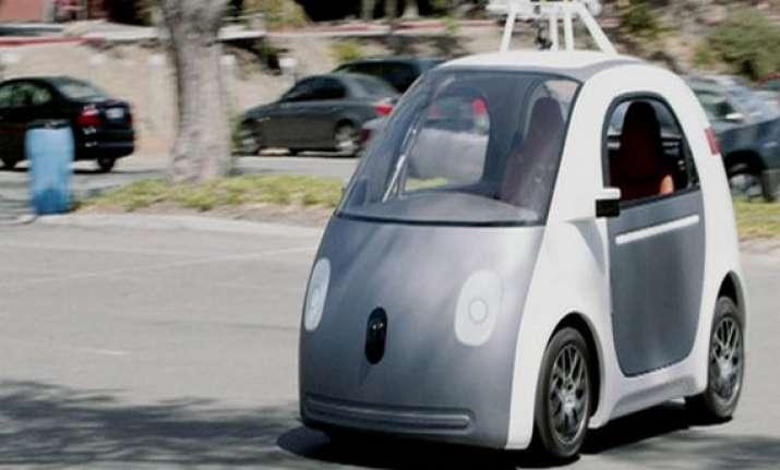 google s new driverless car has no brakes or steering wheel