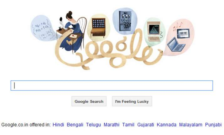 google celebrates ada lovelace s 197th birthday with a