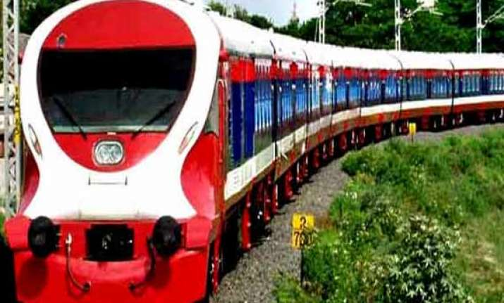 government looking at stake sale in rail infra companies