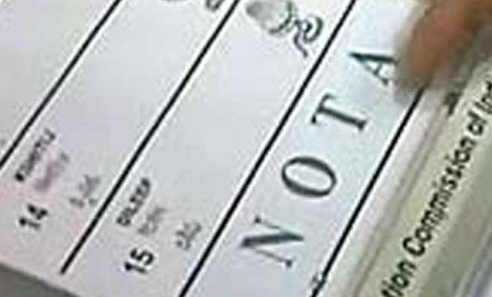 govt employees threaten to use nota if demands not met