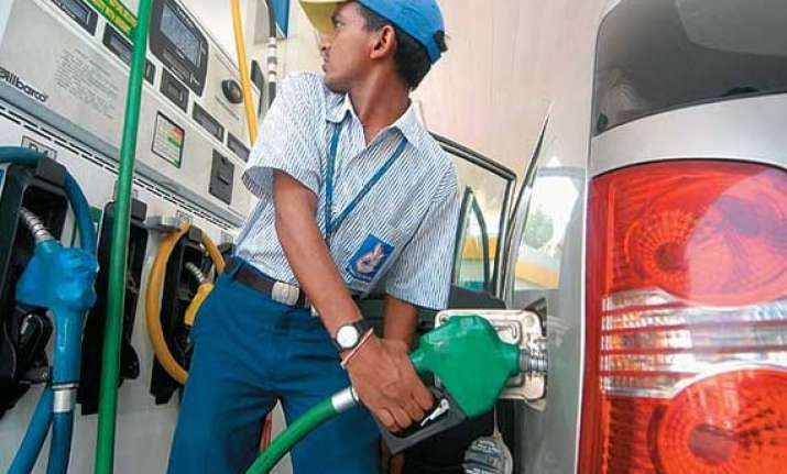 govt mulls one time diesel price hike by rs 5 6 per litre