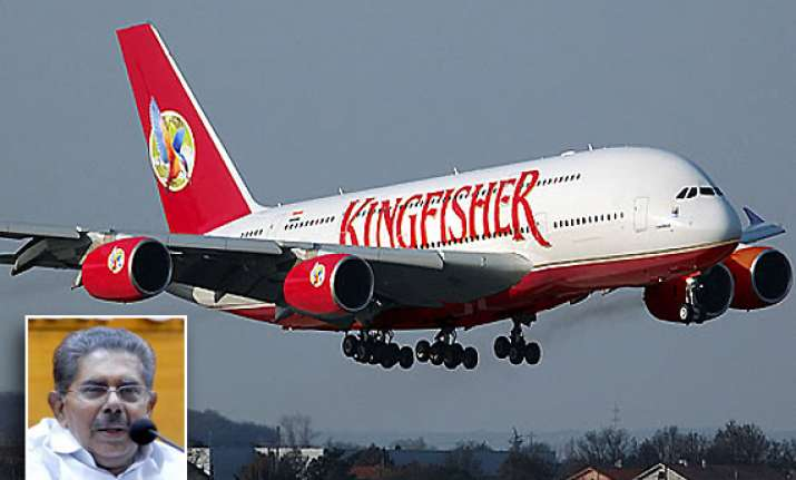 govt says no move to bail out kingfisher