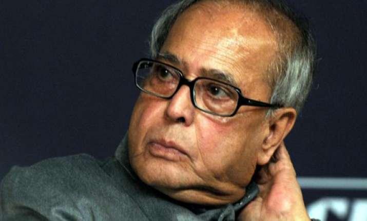 govt to take steps to check rupee fall says pranab