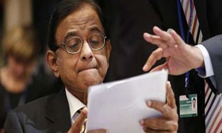 growth fiscal discipline to be focus of chidambaram s 8th