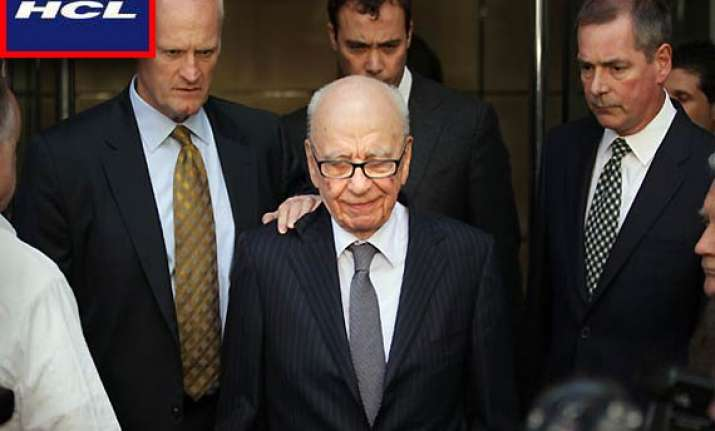 hcl asked for murdoch group details