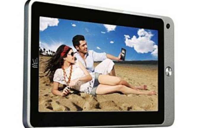 hcl to launch 3g compatible android tablet in august
